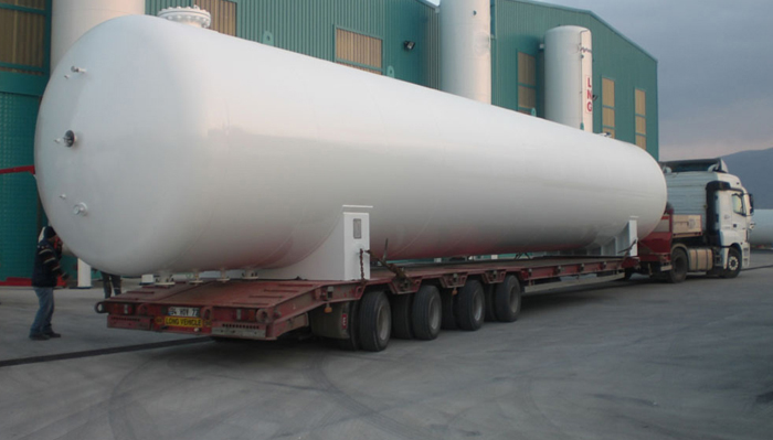 Oxygen Cryogenic Tankers
